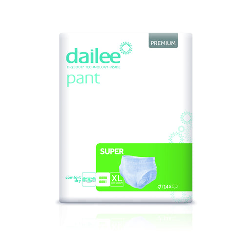 Dailee Premium Pants - SUPER- Extra Large - Mobility2you - discount wholesale prices - from Dailee