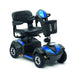 Envoy 4mph Scooter   Blue (Batteries Not Included)