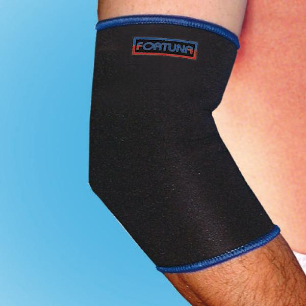 Neoprene Elbow Support - Fortuna - Great Value Supports from Mobility 2 You . Trusted provider of quality mobility aids & healthcare to individuals, Pharmacy & the NHS. No Discount Code Needed.