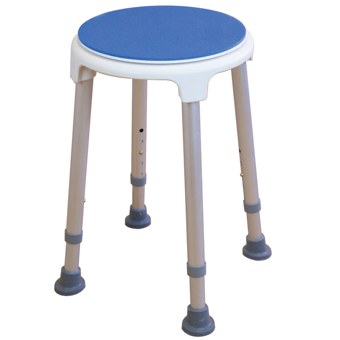Nrs Shower Stool With Swivel Seat