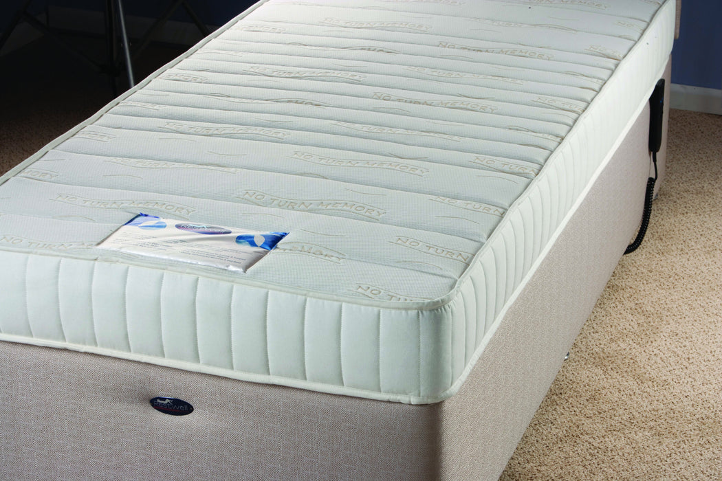 3Ft No Turn Memory Foam Mattress - Mobility2you - discount wholesale prices - from Drive DeVilbiss Healthcare