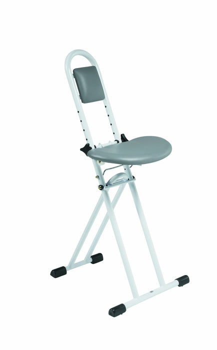 Ironing/Perching Stool - Mobility2you - discount wholesale prices - from Drive DeVilbiss Healthcare