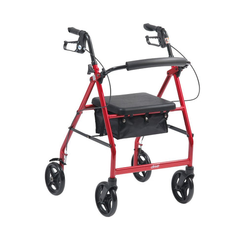MO07 - Four Wheel Rollator - Drive Devilbiss - Great Value Walking Aids from Mobility 2 You . Trusted provider of quality mobility aids & healthcare to individuals, Pharmacy & the NHS. No Discount Code Needed.