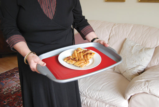 Anti Slip Table Mat (Red) - Mobility2you - discount wholesale prices - from Drive DeVilbiss Healthcare