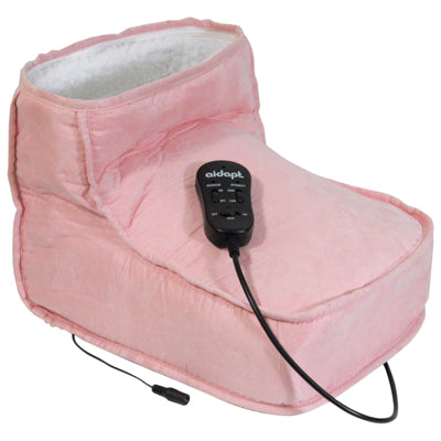 Pink Massage Boot With Heat
