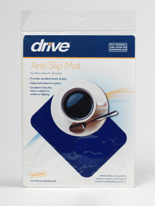 Anti Slip Table Mat (Blue) - Mobility2you - discount wholesale prices - from Drive DeVilbiss Healthcare