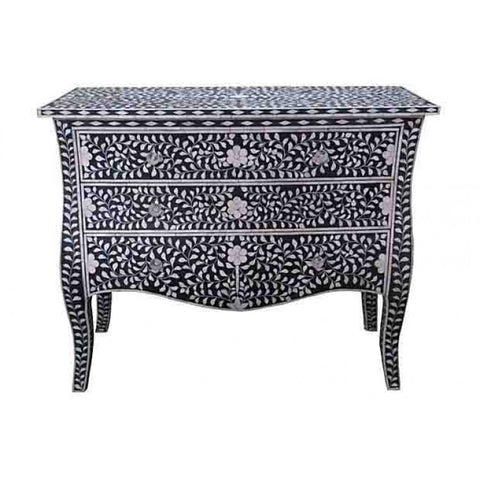 MOP Inlay Chest of Drawer Sideboard dresser