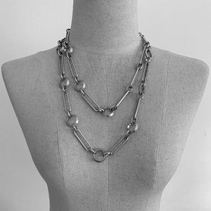 Vintage 80s Vintage Chunky Gold Tone Chain