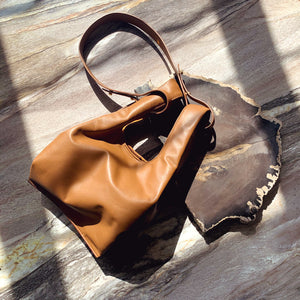 "Le Sac 8"" Chocolate"