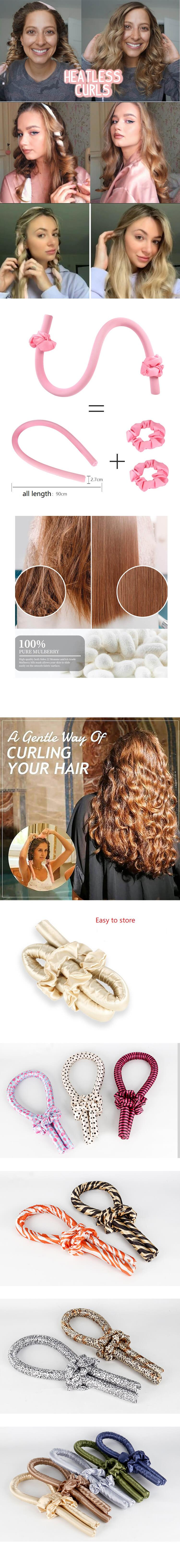 Nature Curling iron