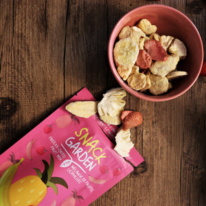 Tropical Freeze-Dried Fruit Mix