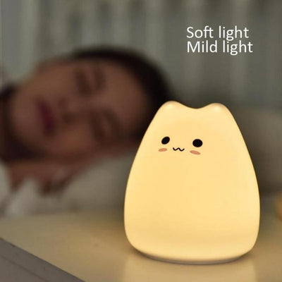 CUTE CAT LAMP