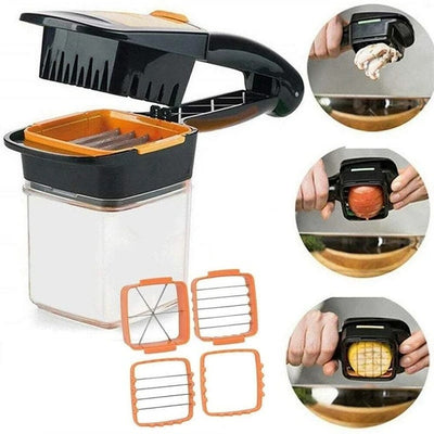 Fruit And Vegetable Dicer Chopper