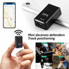 Magnetic Mini Gps Locator-ai Intelligent Noise Reduction
