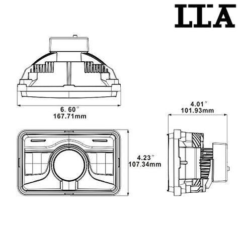 Led Headlights Reviews LED Bulb Review Wiring Diagram ~ Odicis