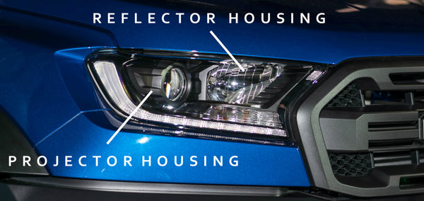 VANQUISH LED HEADLIGHT CONVERSION - TOYOTA HILUX
