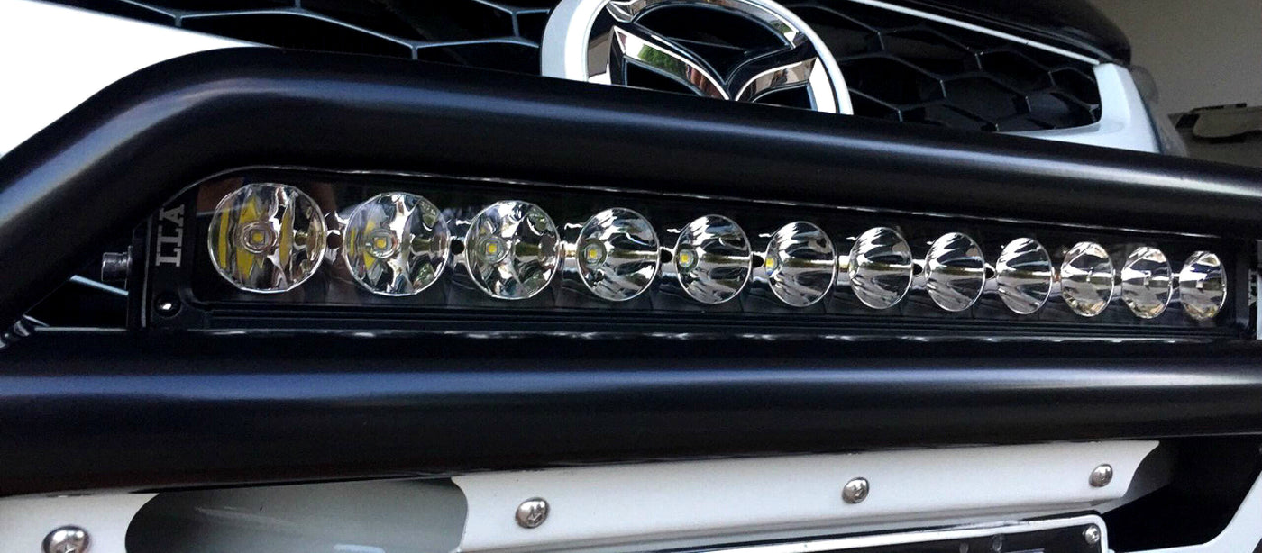 Official lla led light bars australia ld series led light bars mozeypictures Image collections