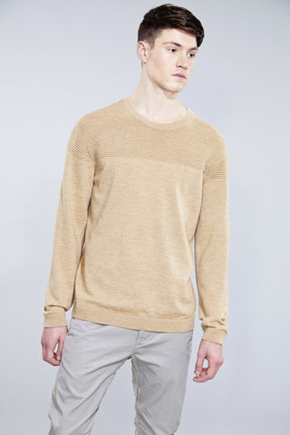 Ribbed Knitwear. Merino Wool.