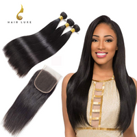 3 Bundles + FREE Closure