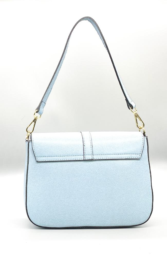 Baby Blue Shoulder bag Nimmo Shoes
