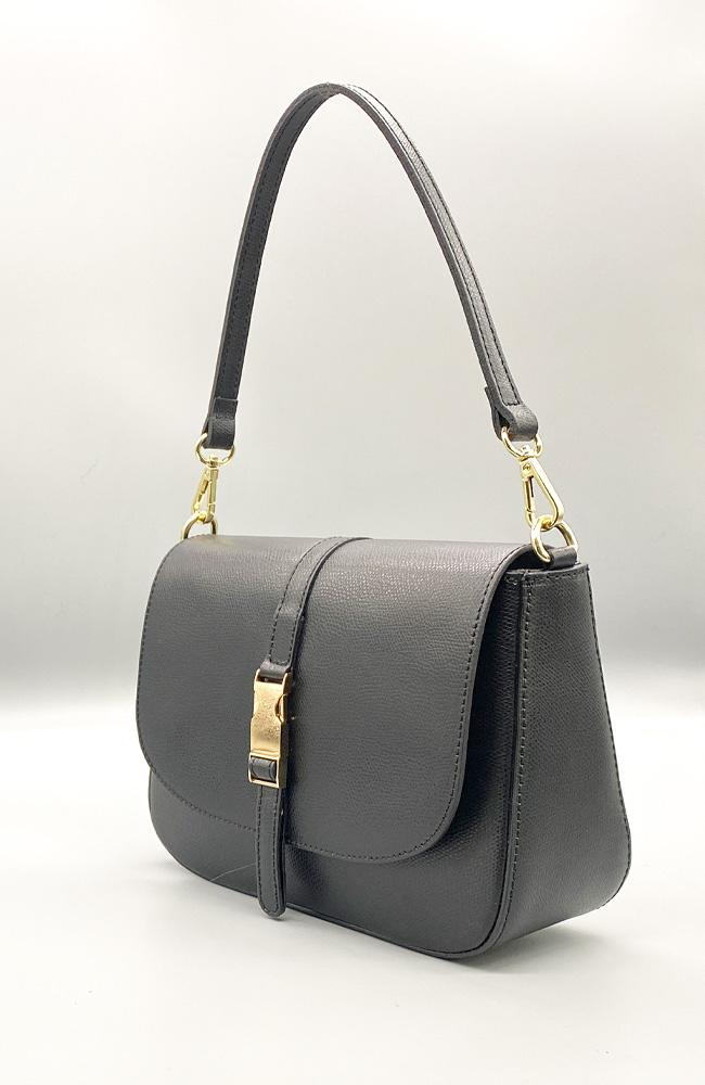 Black Shoulder bag Nimmo Shoes