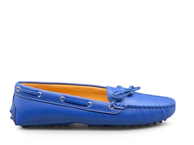 Blue Loafer Shoe Nimmo shoes