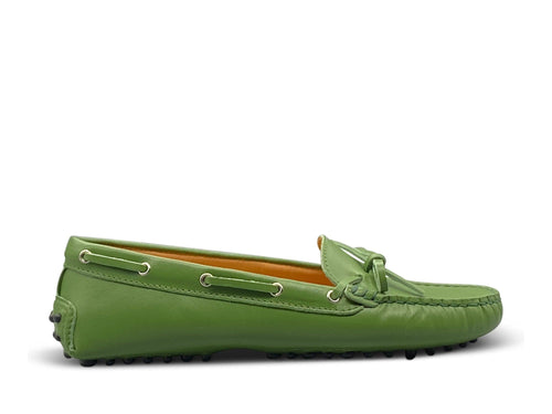 Green Loafer Shoe Nimmo shoes