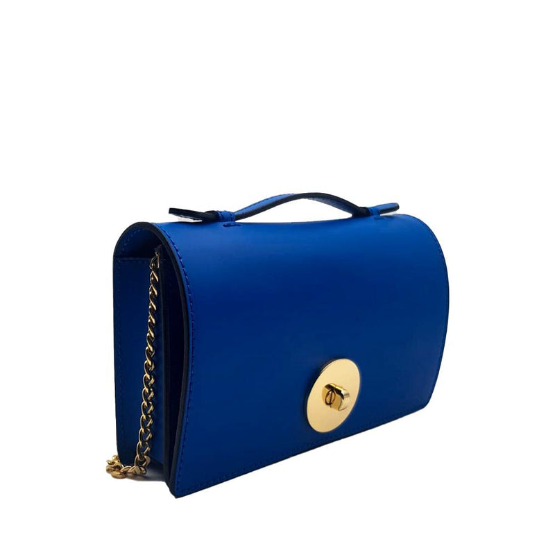 Small Royal Blue Crossbody Bag Clutch Nimmo shoes