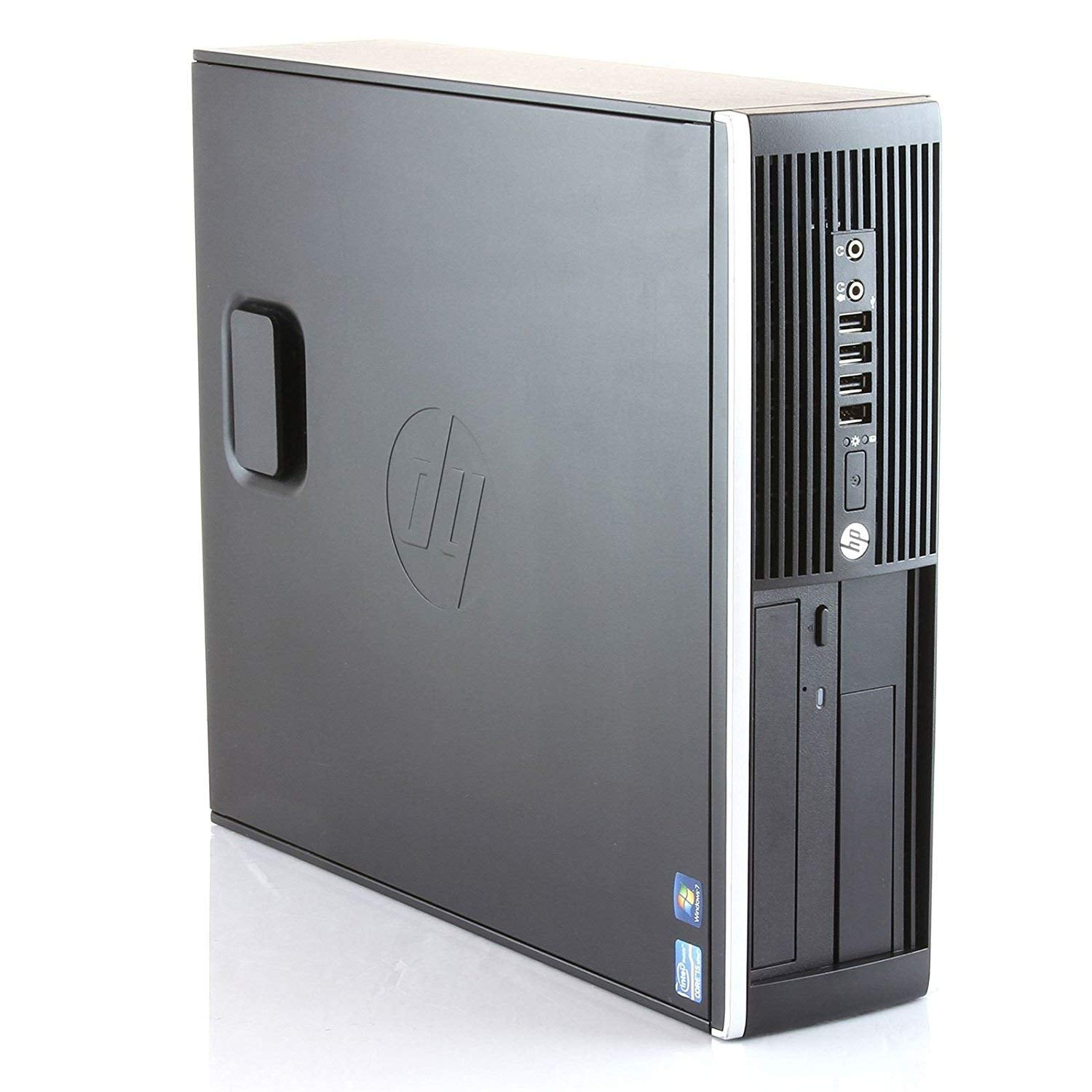 Hp Elite 8300-PC-desktop (Intel i5-3470,3,2,DVD, 8 hard GB RAM, 500 gb hard GB, WIFI PCI Win7PRO) (REFURBISHED)