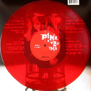 P!NK aka PINK - Try This