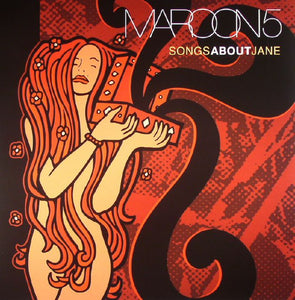 Maroon 5 - Songs About Jane (Limited Red Vinyl Ed.)