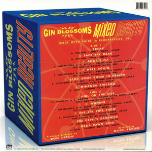 Gin Blossoms - Mixed Reality