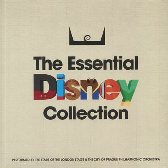 Prague Philharmonic Orchestra - The Essential Disney Collection