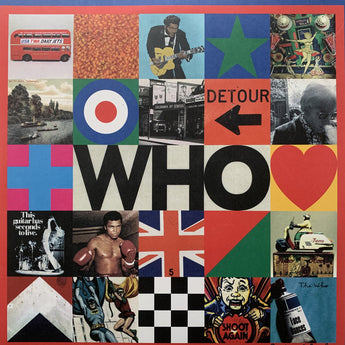The Who - Who (Indie Exclusive Ed.)
