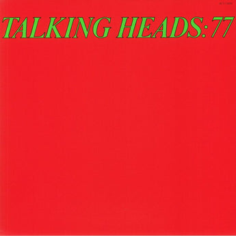 Talking Heads - Talking Heads: 77