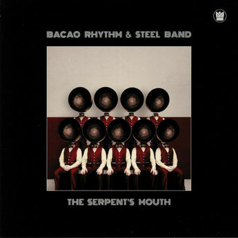 Bacao Rhythm & Steel Band - The Serpent's Mouth (Ltd. Ed. Green)
