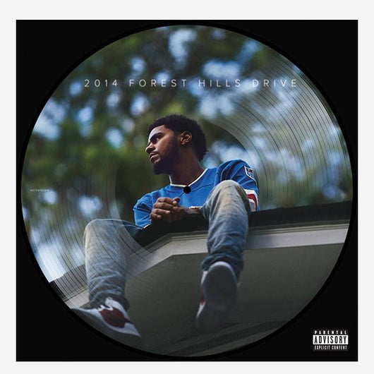 J. Cole - 2014 Forest Hills Drive (Picture Disk)