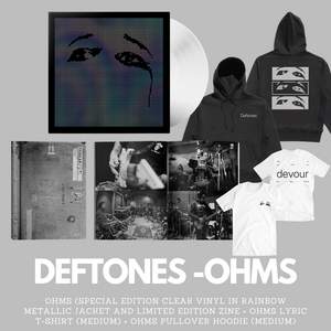 Deftones Ohms Fan Bundle