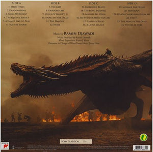 Ramin Djawadi - Game Of Thrones Season 7 OST