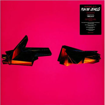 Run the Jewels - RTJ4 (Indie Exclusive Ed.)