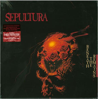 Sepultura - Beneath The Remains (Deluxe Ed.)