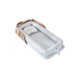 Portable Baby Crib - Spoiled Babys