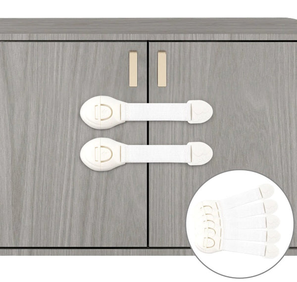 Baby Drawer & Door Lock - Spoiled Babys