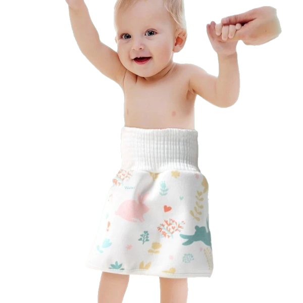 Eco Diaper Training Skirt