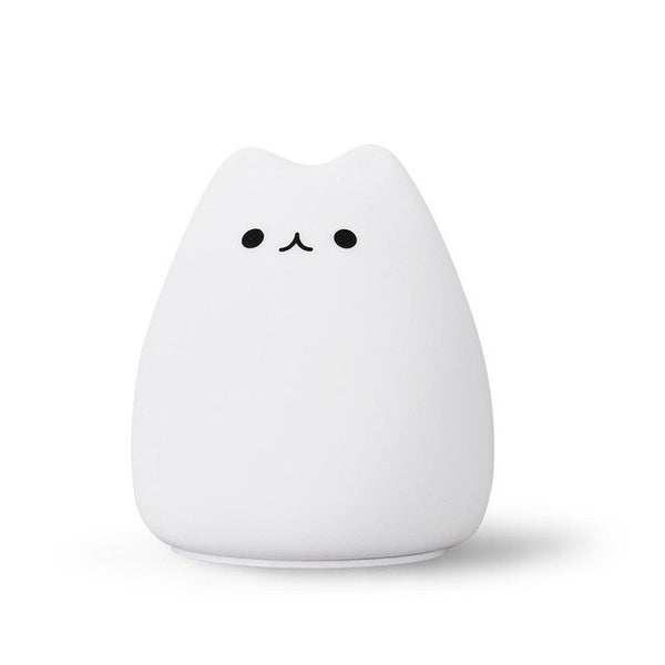 Cat Led Night Lamp - Spoiled Babys