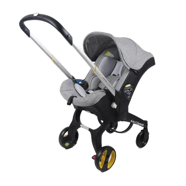 Multifunctional Lightweight Baby Stroller - Spoiled Babys