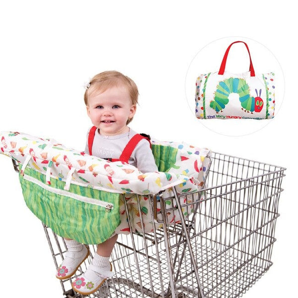 Baby Chair & Shopping Cart Cover