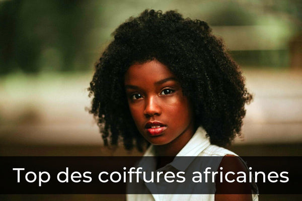 Coiffures africaines; coupe africaine