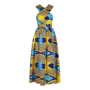 Robe Africaine Ornement