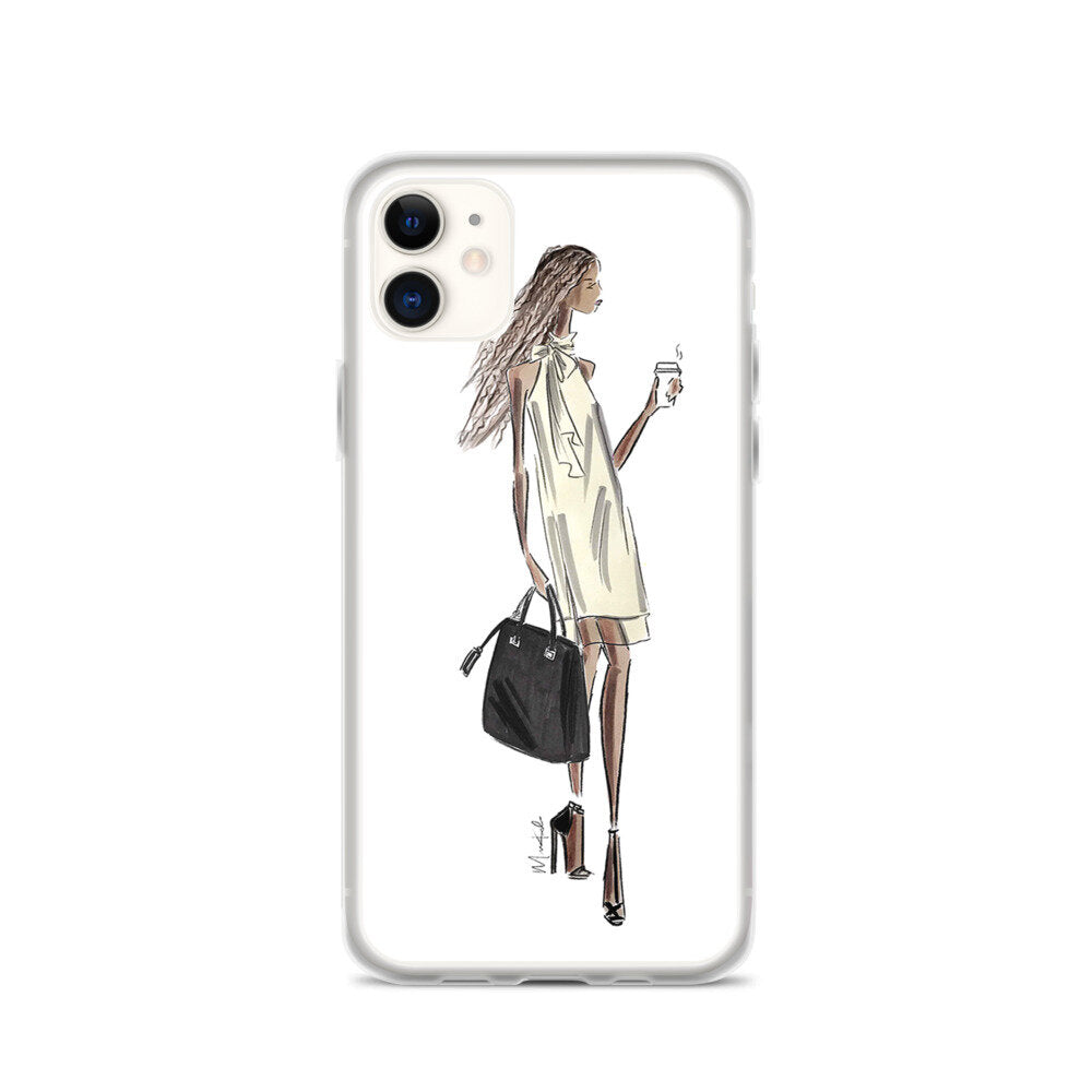 Career Girl iPhone Case